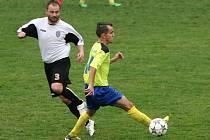 Stonavští fotbalisté utkání zvládli.