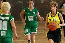 Košíkářky Orlové v soutěži nezáří, a tak se těší na pohár.