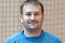 Jan Frkala, hrající manažer havířovské Slávie.