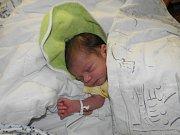 Gabriel Bartko se narodil 22.července paní Renátě Mečešové z Orlové. Po narození chlapeček vážil 2620 g a měřil 46 cm.