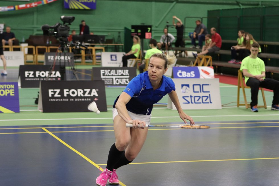 Mezinárodní turnaj v Karviné přinesl výbornou úroveň a samozřejmě kvalitní badminton.