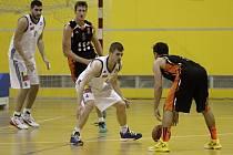 Basketbalisté Startu přivezli výhru z Liberce.