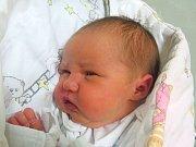 Kristýna Grymová z Petřvaldu se narodila 4. listopadu ve Frýdku-Místku. Měřila 50 cm a vážila 3580 g.