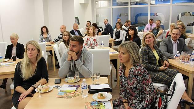 V Havířově se sešli zástupci největších zaměstnavatelů v Moravskoslezském kraji, aby se seznámili s výhodami pro své zaměstnance.