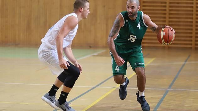 Basketbalisté Sokola třetí výhru nepřidali.