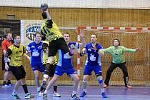 Házenkáři MHK jsou blízko vítězství ve druhé lize.