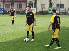 Těšín odehrál herně povedené utkání. Na body to nestačilo.