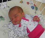 Emička se narodila 4. července paní Lence Choré z Bohumína. Po narození holčička vážila 3090 g a měřila 49 cm.
