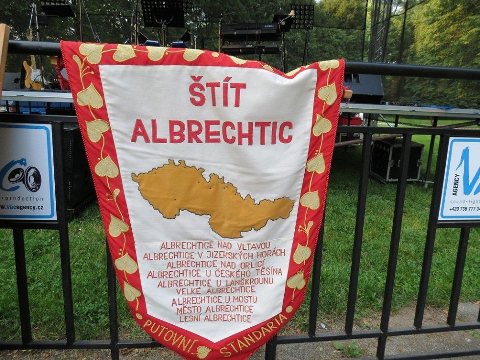 Štít Albrechtic