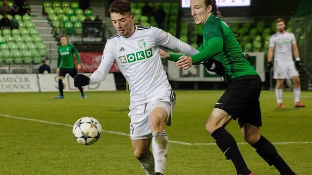 Petr Galuška (v bílém) věří v domácí úspěch.