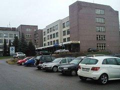 Poliklinika v Karviné-Mizerově.