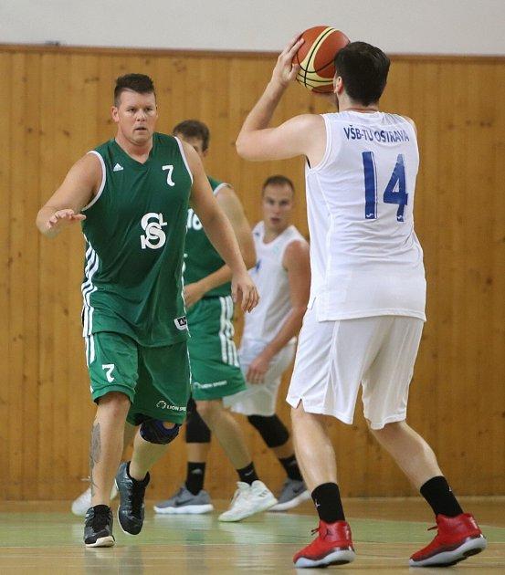 Basketbalisté Karviné odehráli poslední dvě kola základní části a čeká je čtvrtfinále play off.