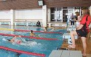 Plavecké soutěže měst se každoročně účastní také Karviná.