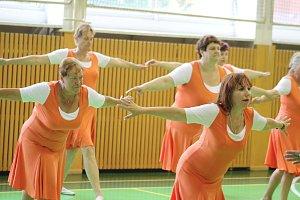 Karvinští Sokolové trénují na Všesokolský slet