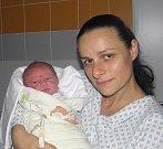 Patrik Sikora se narodil 19. září paní Lucii Sikorové z Orlové. Po porodu dítě vážilo 3210 g a měřilo 48 cm.