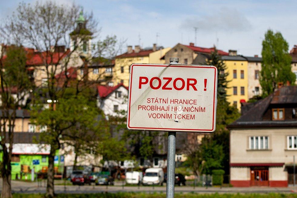 Setkání Kino Na Hranici / Kino Na Granicy, 1. května 2020 v Těšíně.