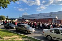 Havířovské slavnosti 2021, den první, 3. září - zahájení - krátce po 17.30