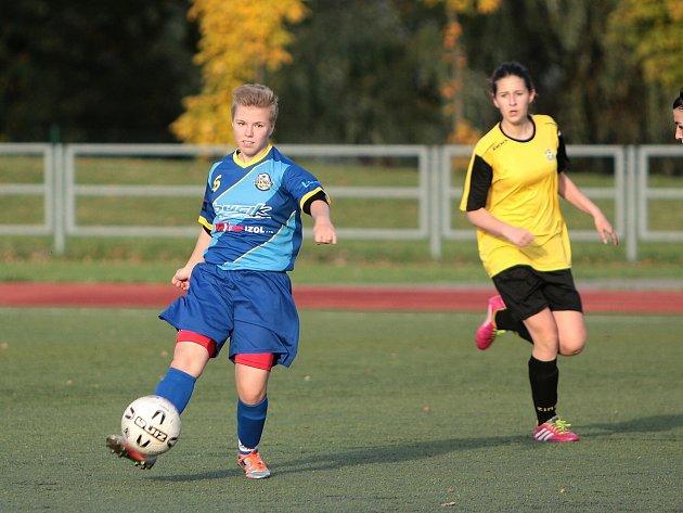 Havířovské fotbalistky opět začínají kralovat soutěži.