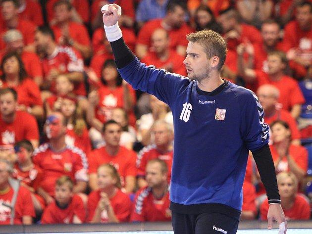 Opora. Martin Galia je už v národním týmu 17 let a stále je jeho výraznou postavou.