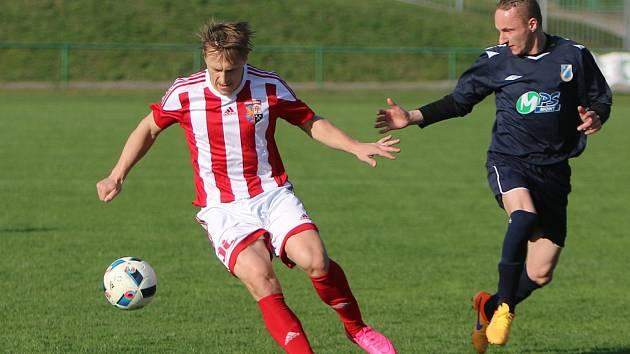 Orlovští fotbalisté prohráli.