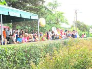32. ročník Havířovského zlatého kahance - neděle 2. srpna, Bludovický kopec