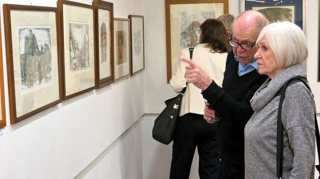 Výstava Pavla Hlavatého: Amarcord –Vzpomínám