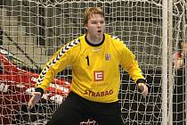 Tomáš Mrkva v dresu české reprezentace.