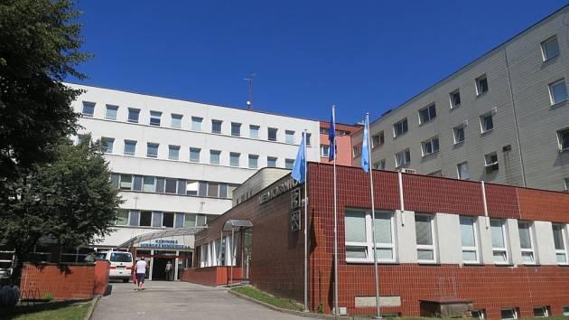 Karvinská hornické nemocnice.