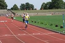 Běžec Lukáš Ožana se na MČR dorostenců a juniorů postaral o zlato pro havířovské barvy.