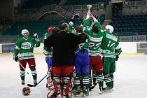 Bohumínští hokejisté si zase vyzkouší krajskou ligu.