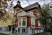 Rekonstrukce výstavní Kametzovy vily se chýlí ke konci.