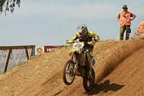 Neděle patřila v Petrovicích motokrosovým závodům.