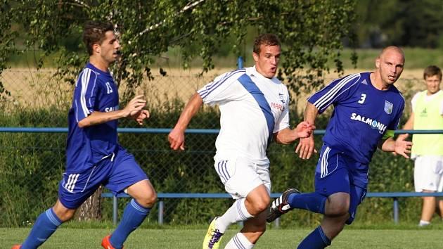 Petrovičtí fotbalisté ve svém posledním utkání sezony neuspěli.