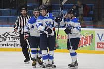 Orlovští hokejisté dávají druhé lize sbohem.