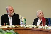 Na radnici v Bohumíně přivítali rodáka Richarda Konkolského, který jako první člověk na světě sám obeplul zeměkouli.