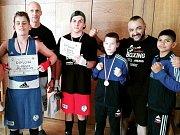 Havířovští boxeři byli na domácích šampionátech úspěšní.