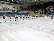 Hokejisté Havířova doma přemohli Prostějov.