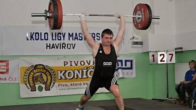 Miloš Kopecký, bývalý úspěšný reprezentant ČR, nyní mládežnický trenér SKV Baník Havířov.