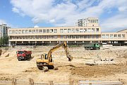 Vizualizace podoby náměstí v Orlové-Lutyni
