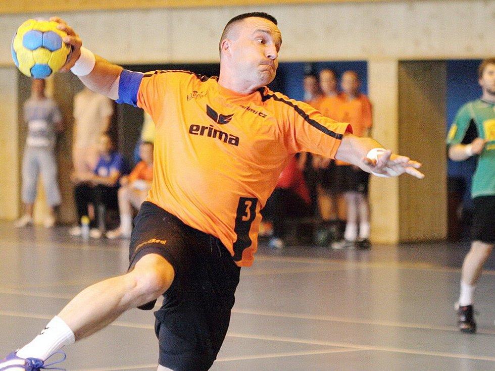 Michal Jaščenko dovedl coby kapitán MHK Karviná do 3. kola Českého poháru.