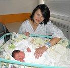 Tobiášek Kolár se narodil 7. listopadu mamince Žanetě Kolárové z Karviné. Po porodu chlapeček vážil 2860 g a měřil 49 cm.