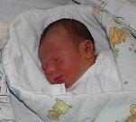 Sebastianek Kolář se narodil 10. prosince paní Ivetě Rzymankové z Českého Těšína. Porodní váha chlapečka byla 3180 g a míra 47 cm.