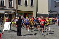 Městský běh Karvinou.