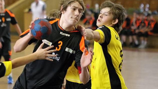 Žáci Karviné postupují do dalšího kola Žákovské ligy.