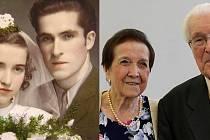 "Hilda a Edvard Dzieržawovi si své ""ano"" řekli 30. října 1948."