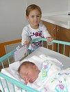 Druhorozená dcerka Anetka se narodila 5. října paní Radce Cieslarové z Rychvaldu. Po narození miminko vážilo 3500 g a měřilo 47 cm. Doma se na miminko těší sestra Ellen.