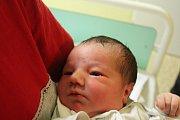 Richard Bernatík z Havířova narodil 20. listopadu ve Frýdku-Místku. Měřil 51 cm a vážil 3790 g.