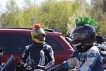 Motorkáři zahájili sezonu společnou vyjížďkou.