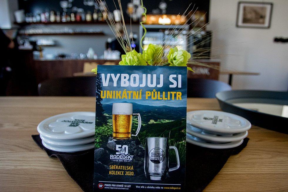 Radegastův šenk, 12. srpna 2020 v Nošovicích.