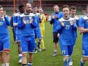 Spokojeni odcházeli z derby fotbalisté Havířova.